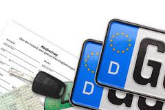 Как да регистрираме автомобил в Германия