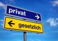 Здравна застраховка в Германия