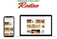 Български онлайн магазин за хранителни продукти и стоки в Германия